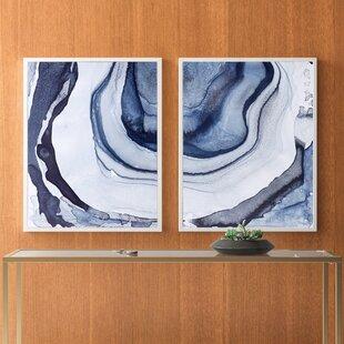 Modern 2 Piece Wall Art Allmodern