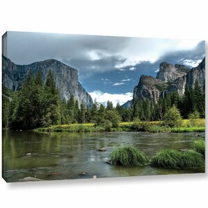 'Yosemite'  Photographic Print On Wrapped Canvas by Loon Peak