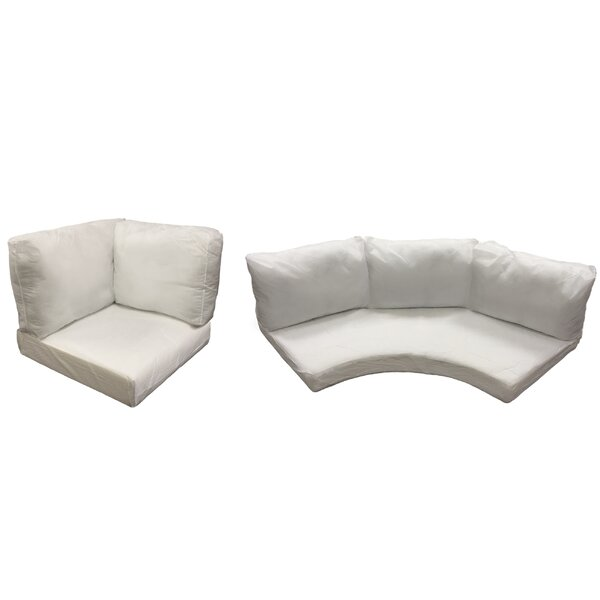 Florence Outdoor Replacement Cushion Set by TK Classics