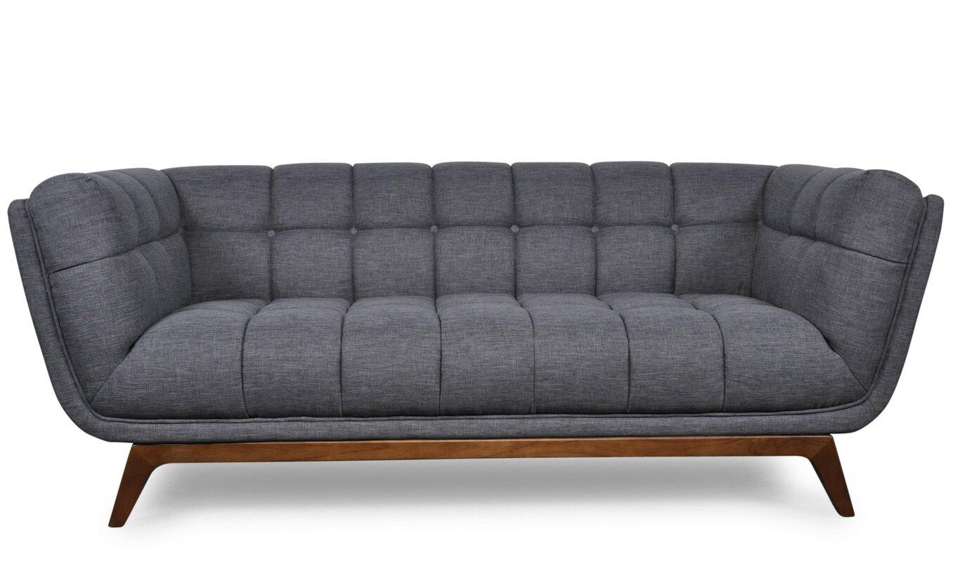 Luke Mid Century Modern Sofa