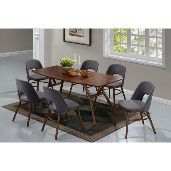 Dana 7 Piece Dining Set by Modern Rustic Interiors