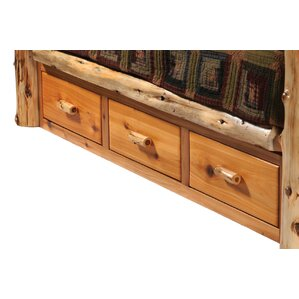 Cedar Storage Drawers by Fireside Lodge