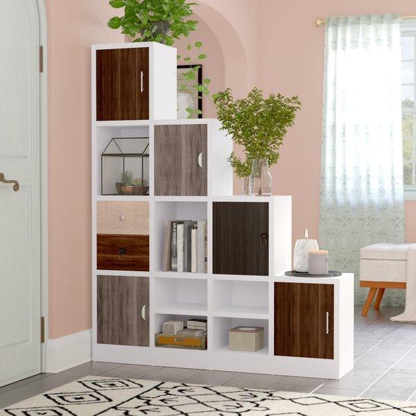 Adriane Step Bookcase By Brayden Studio