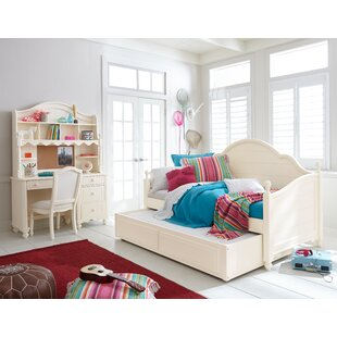 Summerset Paneled Twin Daybed with Trundle