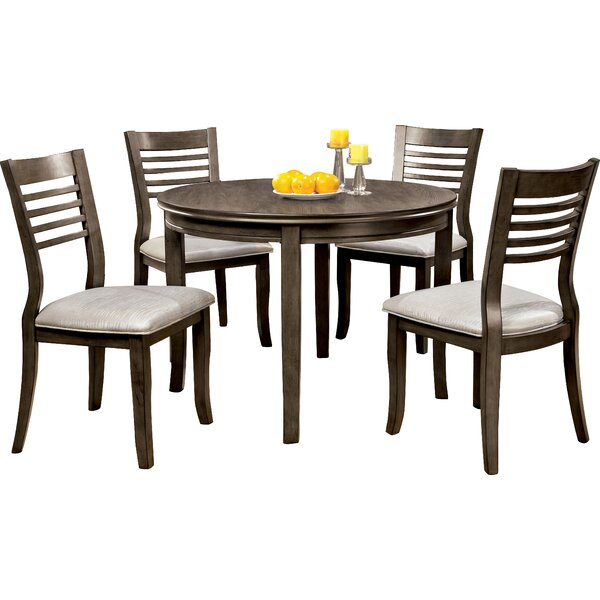 Coleraine 5 Piece Dining Set by Red Barrel Studio