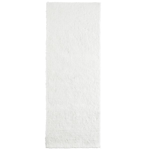 Fluffy White Area Rug by Imagine Rugs