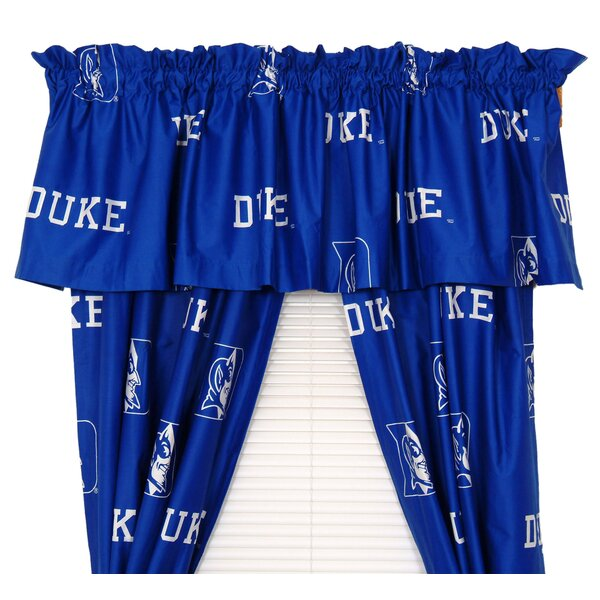 NCAA Curtain Panel (Set of 2) by College Covers