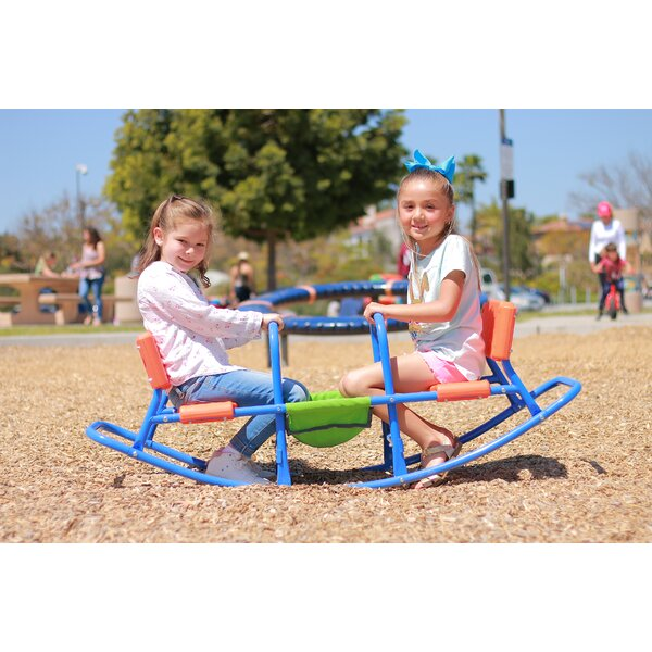Rocking High Chair Seesaw by Platports