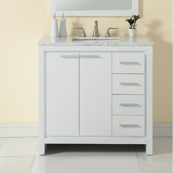 Easterling 36 Single Bathroom Vanity Set by Ebern Designs