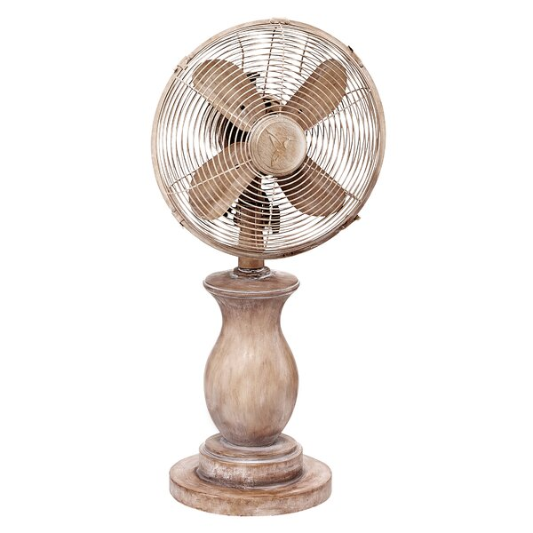 Pyburn Oscillating Table Fan by One Allium Way