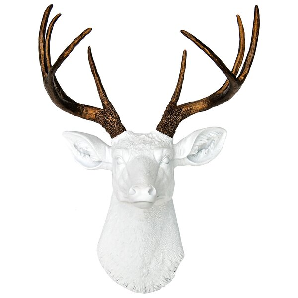 Atlantis Faux Taxidermy Wall Décor by Near and Deer