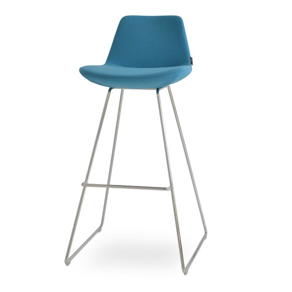 Napoli Adjustable Height Bar Stool by sohoConcept