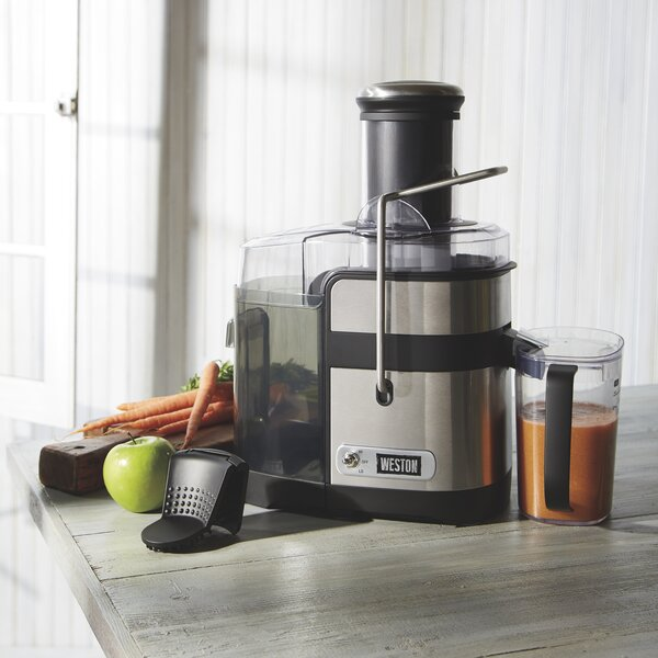 Super Chute Juicer by Weston