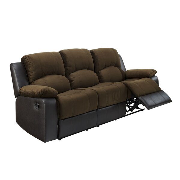 Best Reviews Of Estabrook Reclining Sofa by Winston Porter by Winston Porter