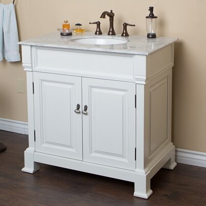 36 Single Sink Vanity Set by Bellaterra Home36 Single Sink Vanity Set by Bellaterra Home