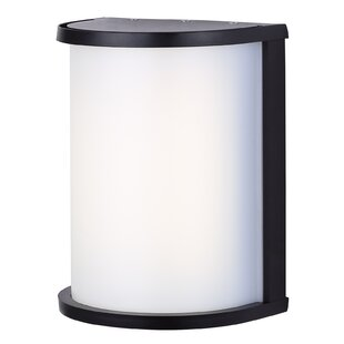 Best Ruggeri LED Plastic Outdoor Sconce By Wrought Studio
