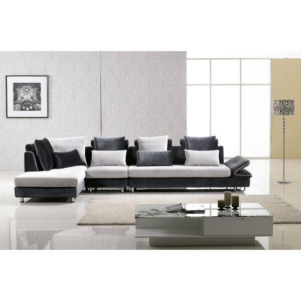 Uptown Sectional by Hokku Designs