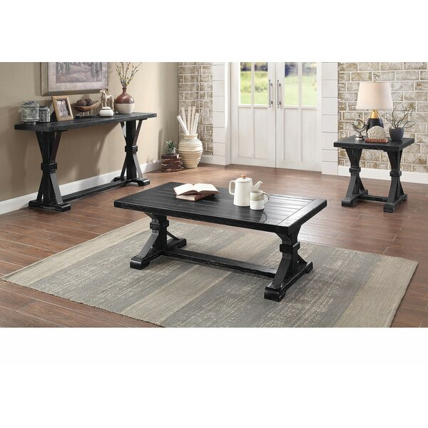 Mcquillen 3 Piece Coffee Table Set By Canora Grey