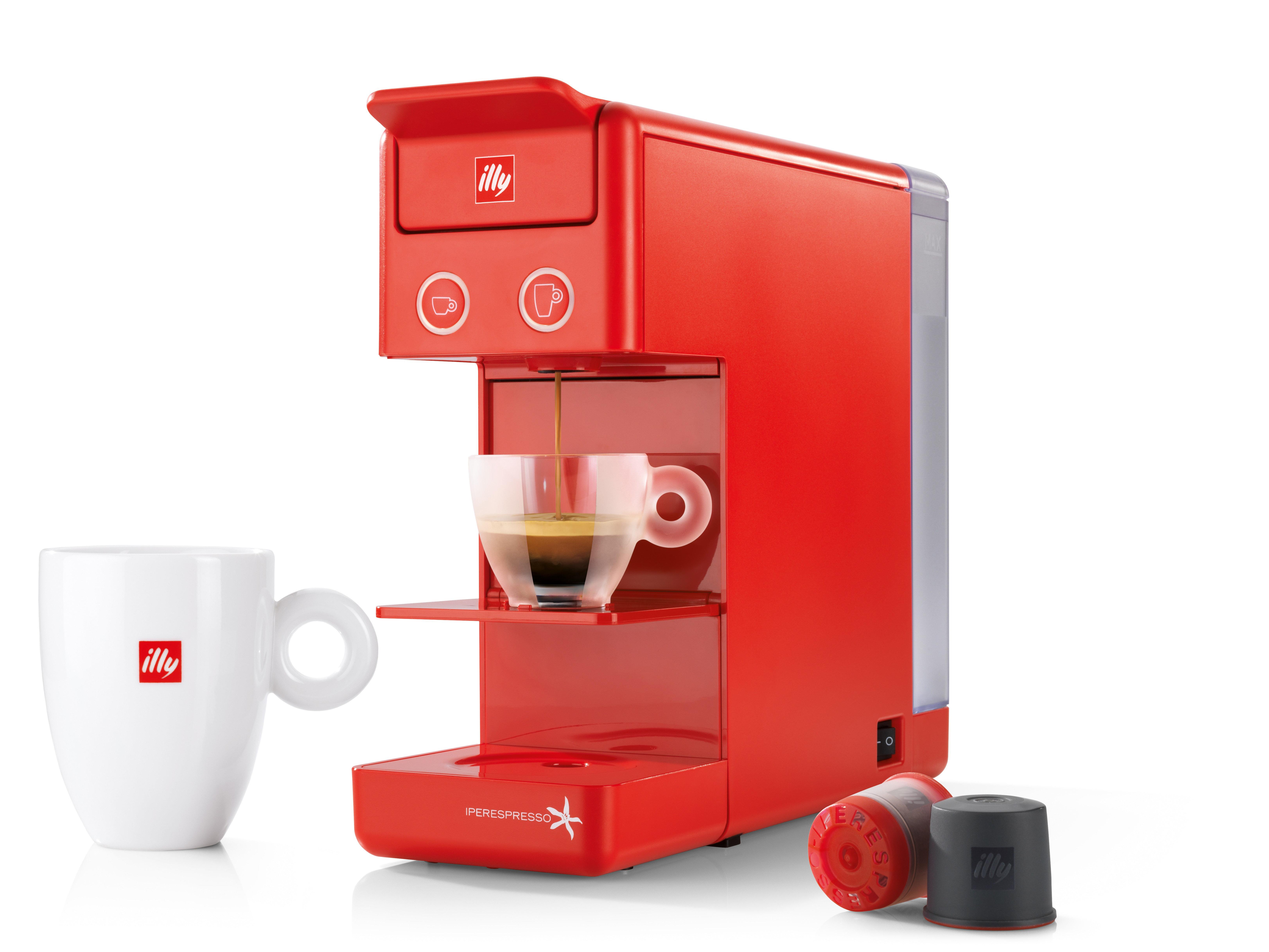 Illy Caffe & Espresso Y3.2 Coffee & Espresso Maker   Wayfair