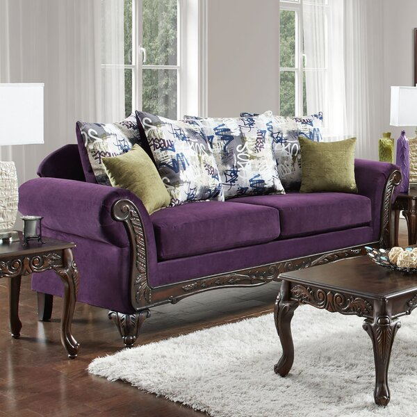 Weekend Promotions Anna Sofa by Chelsea Home by Chelsea Home