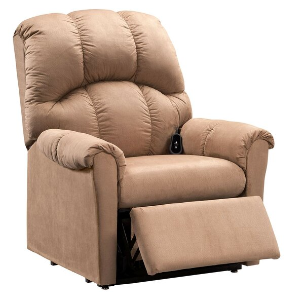 Kilby Power Lift Assist Recliner Red Barrel Studio W001842465
