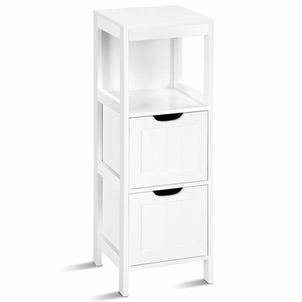 Gia 12 W x 35 H Cabinet by Rebrilliant