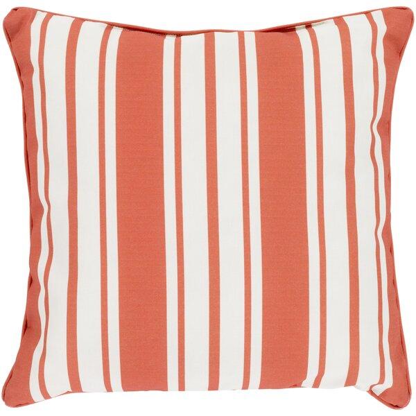 Louisa Outdoor Throw Pillow by One Allium Way