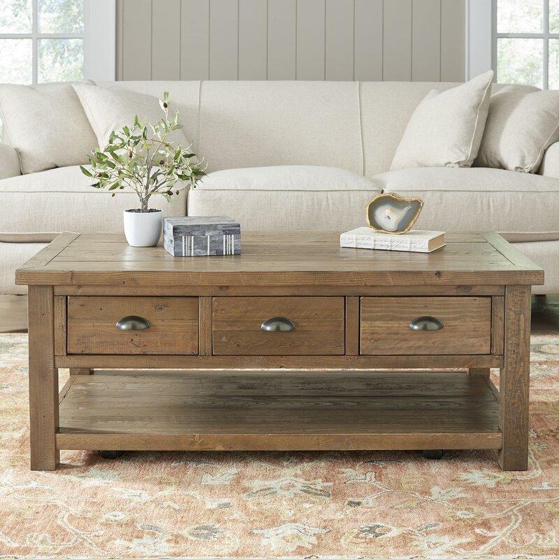 Seneca Coffee Table Set