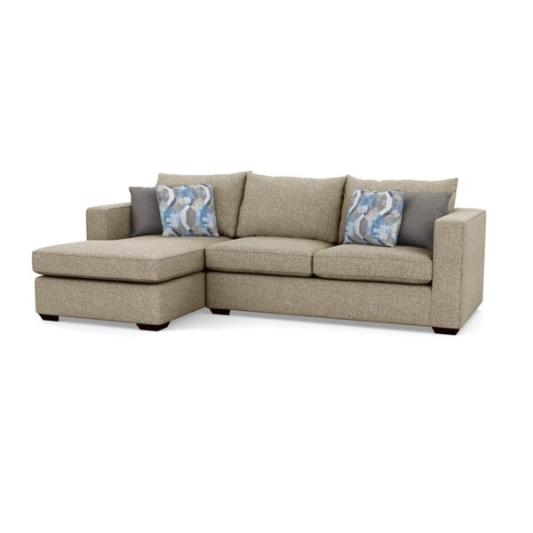 Juliet Sectional with Chaise by Sofas to Go