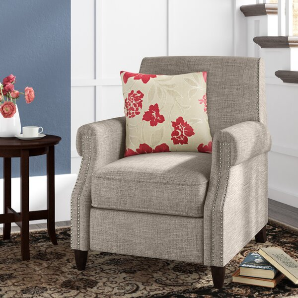 Lamont Manual Recliner by Charlton Home