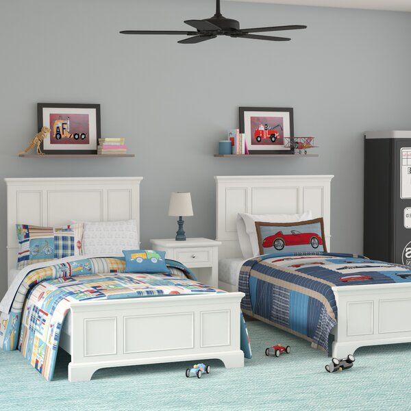 Parks Panel Bedroom Set (Set of 2) by Birch Lane™