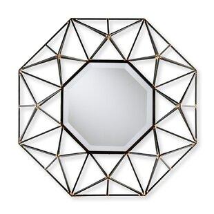 Coll Round Metal Wall Mirror  sc 1 st  AllModern & Modern u0026 Contemporary Round Metal Wall Art | AllModern