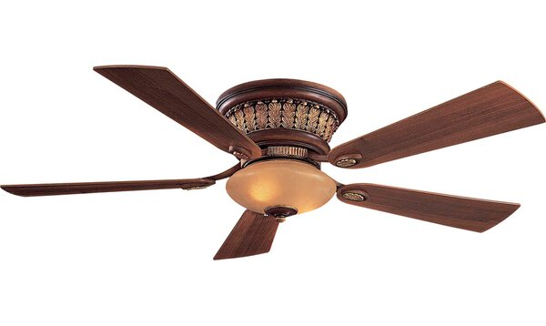 52 Calais 5 Blade LED Ceiling Fan by Minka Aire