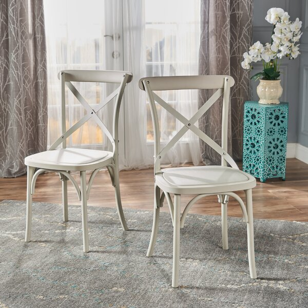 Kayleigh Patio Dining Chair (Set of 2) by Gracie O