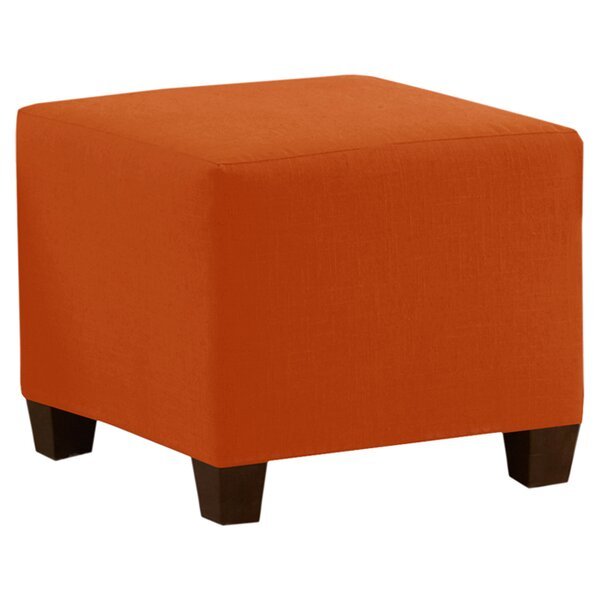 Layla Cube Ottoman by Skyline Furniture