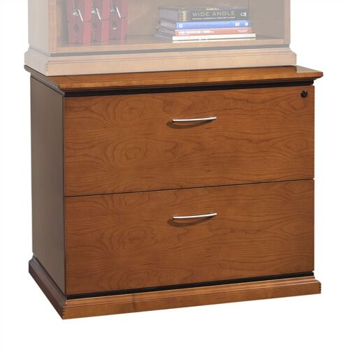 Mendocino 2-Drawer Lateral File by OSP Furniture