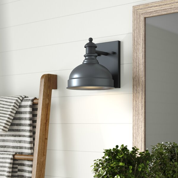 Ernest 1 Light Barn Light [Laurel Foundry Modern Farmhouse]