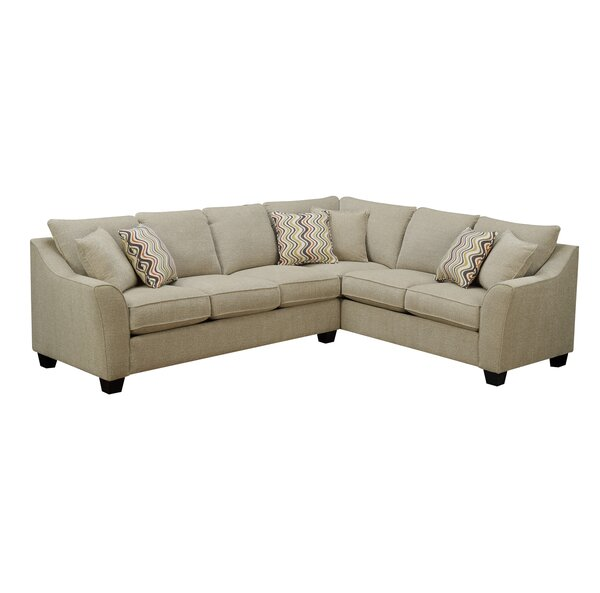Right Side Facing Corner Sofa By Laurel Foundry Modern ...