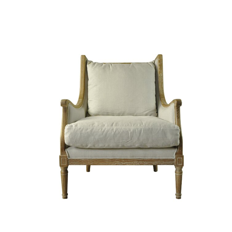 """Talmo 29"""" Wide Polyester Armchair"""