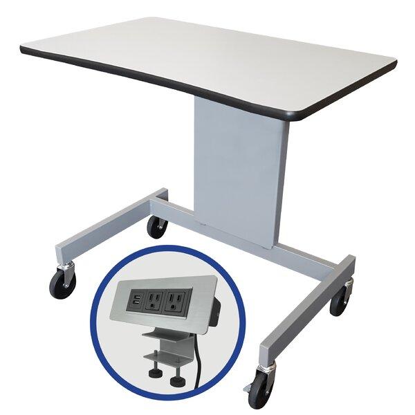 Keil Standing Desk by Symple Stuff