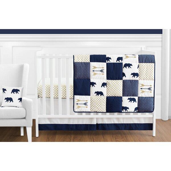 Big Bear 11 Piece Crib Bedding Set by Sweet Jojo Designs