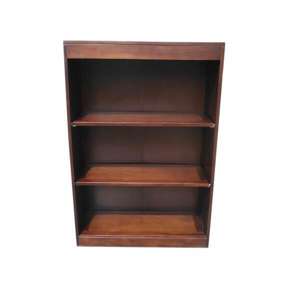 Winn Mahogany Standard Bookcase By Canora Grey
