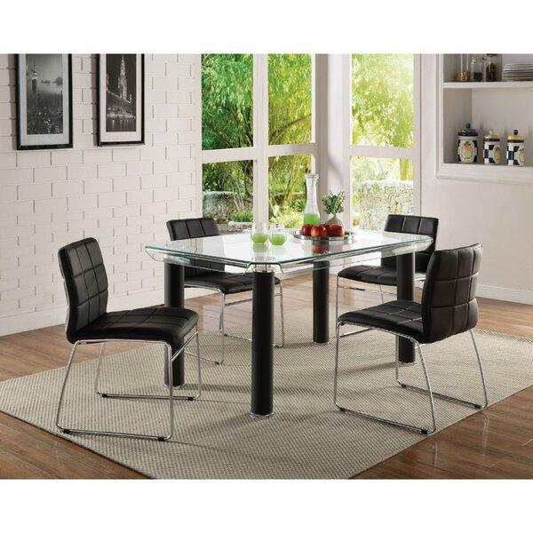 Verlin Upholstered Dining Chair (Set of 2) by Orren Ellis