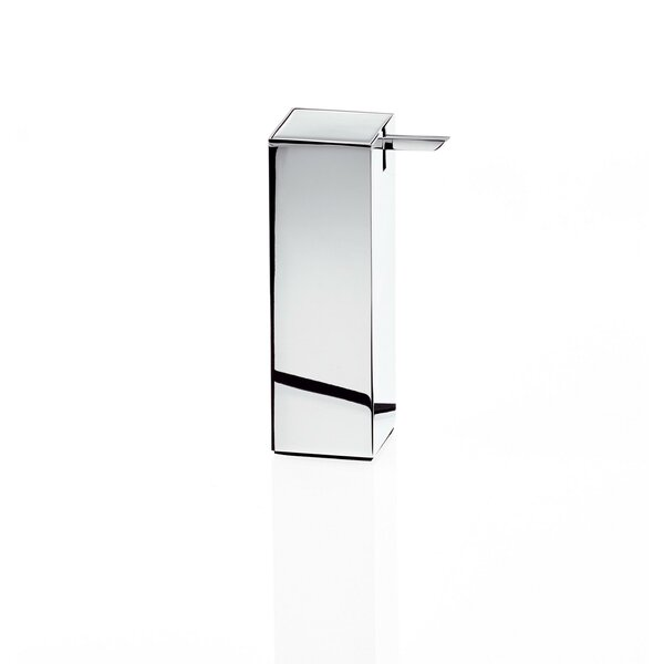 Somerset Pump Dispense Polished Soap & Lotion Dispenser by Orren Ellis