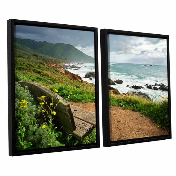 A Place to Rest 2 Piece Framed Photographic Print Set by Alcott Hill