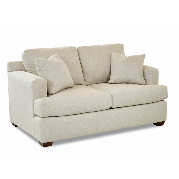 Brynn Loveseat by Wayfair Custom Upholstery™