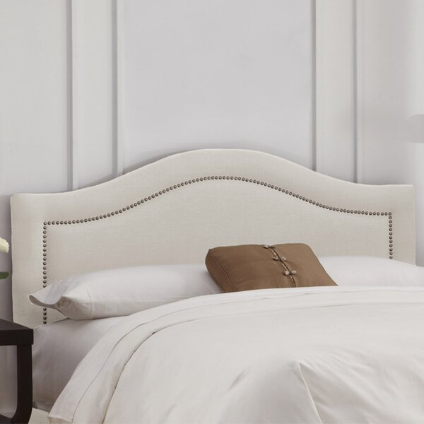 Clarita Upholstered Panel Headboard by Skyline Furniture