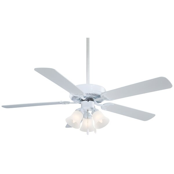 52 Contractor Uni Pack 5 Blade LED Ceiling Fan by Minka Aire