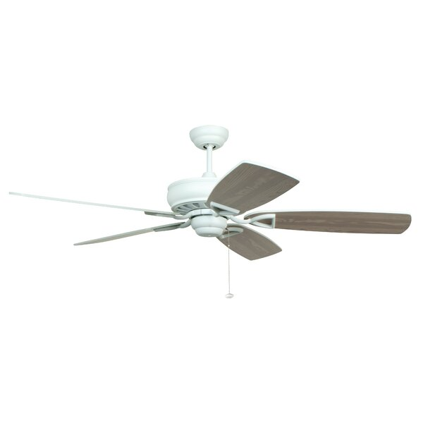 56 Wolfgram 5-Blade Ceiling Fan by Breakwater Bay