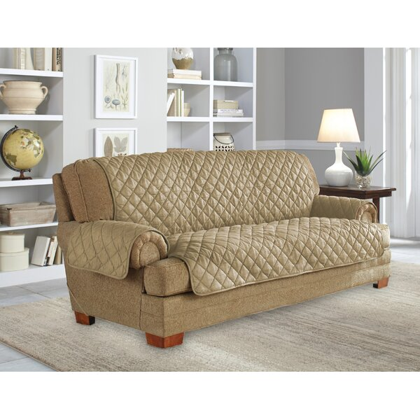 Serta Ultimate Waterproof Box Cushion Sofa Slipcover by Serta